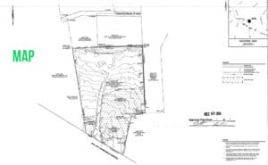 Bartonsville Land For Sale Map
